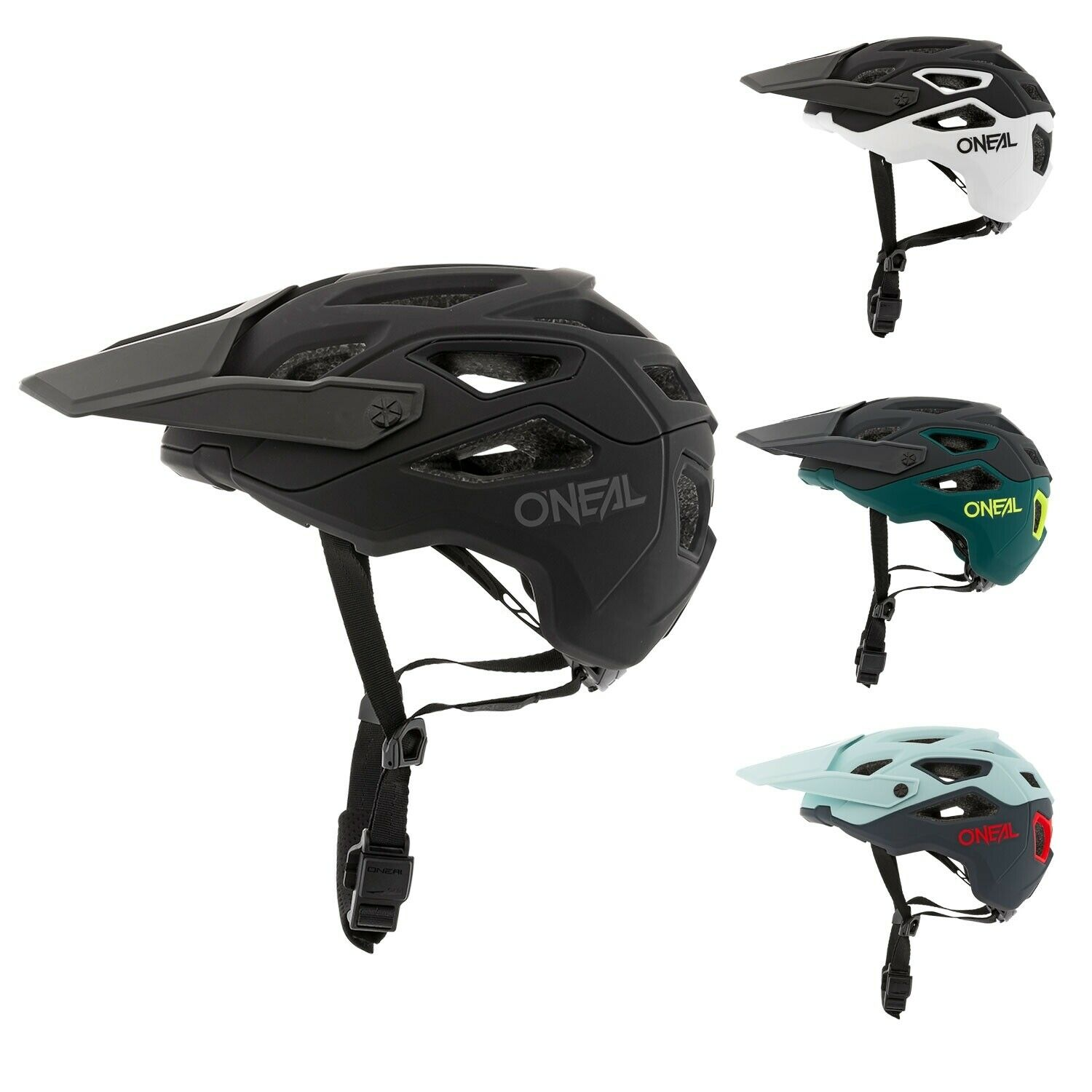 Oneal Pike alpin DH VTT 2.0 MTB Casque Solid