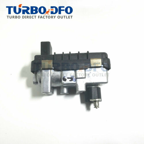 Turbocharger actuator electronic 752343 6NW009206 JAGUAR S-TYPE 2.7 D G36 752406
