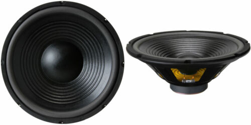 "NEW 2 12/"" Woofer Speakers.Bass Driver.Home Audio 8 ohm.replacement PAIR.12inch"