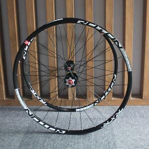 RXR-7-11-Speed-MTB-Bike-Wheels-Carbon-Hub-QR-Thru-Axle-Rim-Clincher-Wheelsets