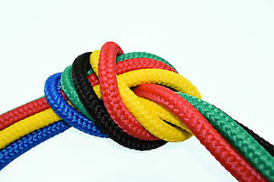 12 Mm Braided Polypropylene Poly Rope Cord Boat Yacht Sailing Climbing Pop6gcr5-10103524-833166134