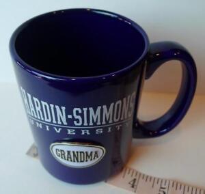 Hardin-Simmons-University-Grandma-Coffee-Mug-Abilene-Texas