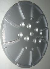 2pk 10mk Diamond Edco Blastrac Concrete Grinder 20 Seg Diamond Disc Head Best