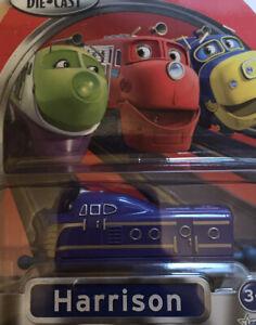 Chuggington Die Cast Harrison Train Leraning Curve NEW
