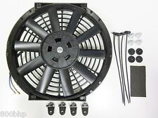 "11"" / 28cm Universal Radiator Electric Cooling Fan with Fitting Kit (Slimline)"