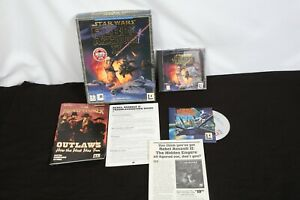 Star-Wars-Rebel-Assault-II-CD-PC-Game-1995-The-Hidden-Empire-LucasArts