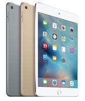 """Apple iPad Mini 4th Gen 7.9"""" Retina Display 16 32 64 128 GB Wi-Fi Only Tablet"""
