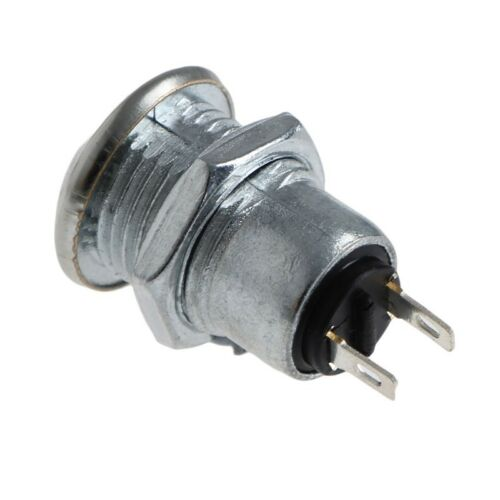 1//5//10Pcs Key Switch ON//OFF Lock Switch KS-02 Electronic With Keys New