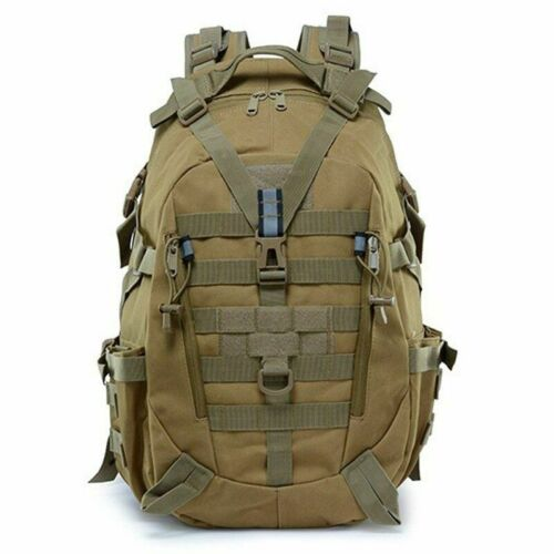 Camping Backpack Military Travel Bags Men Army Tactical Molle Climbing Outdoor