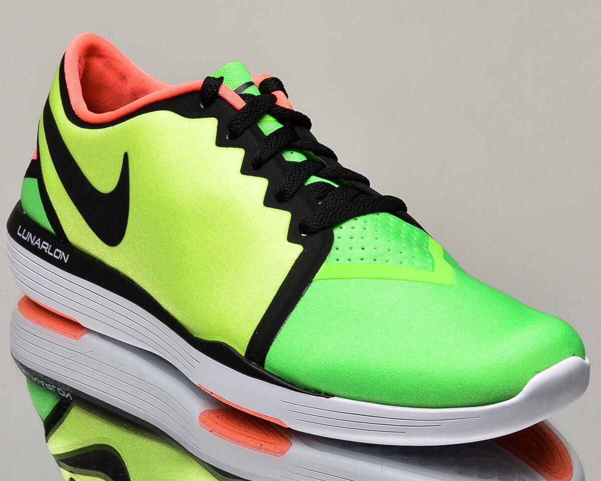 Nike WMNS Lunar Sculpt  Femme  train training  chaussures  NEW voltage green  noir  volt