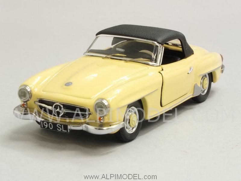 Mercedes 190 SL 1955 Light giallo 1 43 RIO 4370