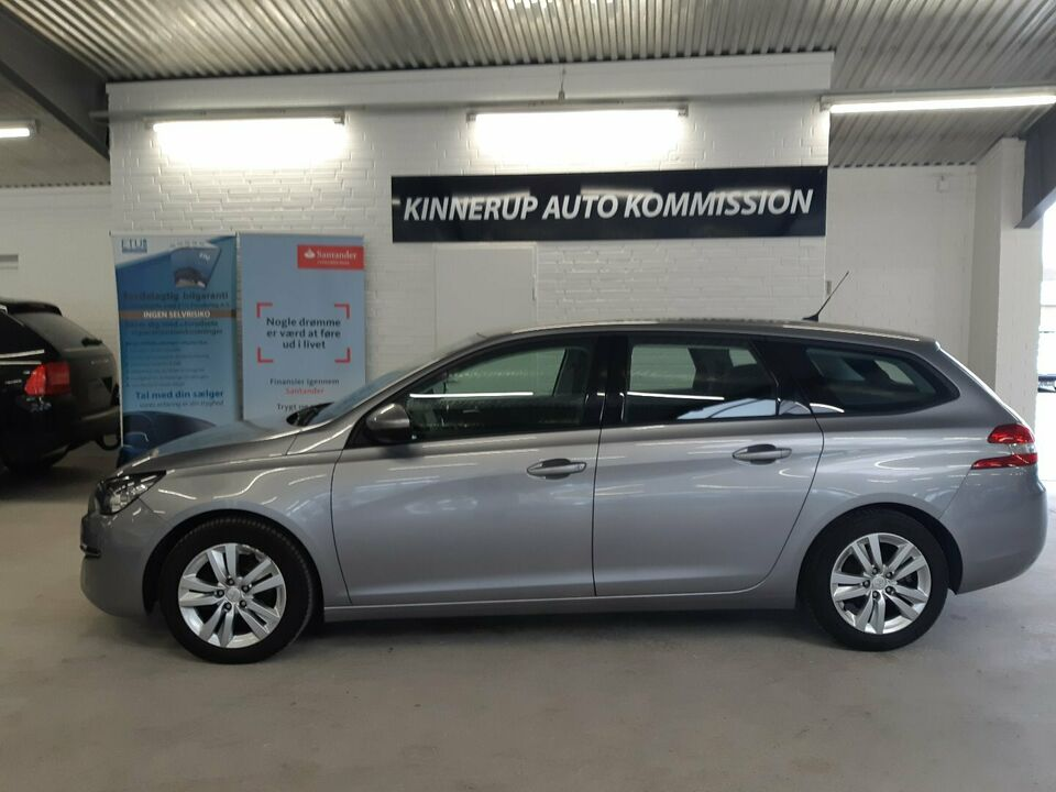 Peugeot 308 1,6 HDi 92 Active SW Diesel modelår 2015 km