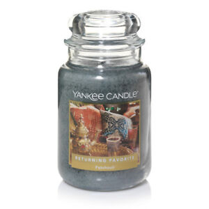 PATCHOULI-LARGE-YANKEE-CANDLE-JAR-FRESH-SCENTED-CANDLE-FREE-FAST-SHIPPING