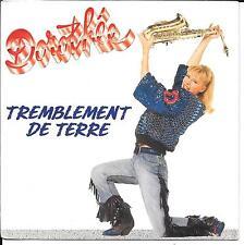 """45 TOURS / 7"""" SINGLE--DOROTHEE--TREMBLEMENT DE TERRE--1989"""