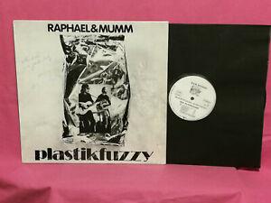 RAPHAEL & MUMM plasticfuzzy LP m- KABARETT folk 197? - Buschhaus, Deutschland - RAPHAEL & MUMM plasticfuzzy LP m- KABARETT folk 197? - Buschhaus, Deutschland