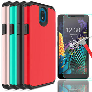 For LG Neon Plus / Tribute Royal / Journey LTE Phone Case Cover/Screen Protector
