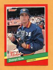 1991 Topps Traded #68T 1991 Donruss #5 /& 1991 Fleer #U-90 Darryl Kile Rookie Lot
