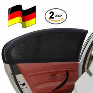 2Stk-Sonnenschutz-Rollo-fuer-Seitenfenster-Sonnenblende-Auto-Kinder-Baby-DE