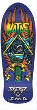 Santa Monica Airlines Natas Kaupas PANTHER 3 Skateboard METALLIC BLUE Santa Cruz
