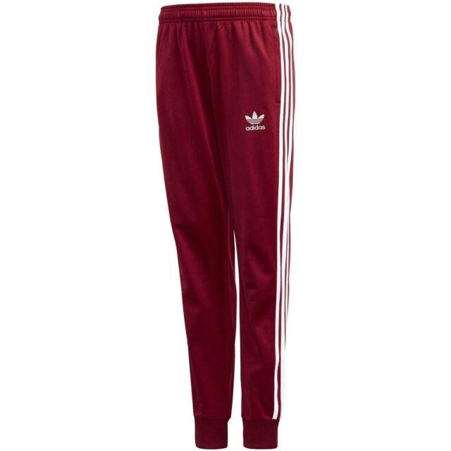Permiso instinto compartir  adidas Original J SST Pants DH2658 Size XS Youth for sale online | eBay