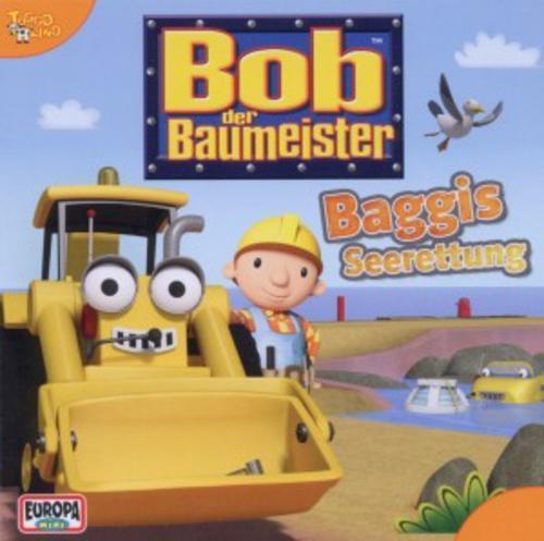 1 von 1 - Bob,  der Baumeister 35/Baggis Seerettung/CD (2011) #B385