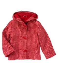 GYMBOREE-REINDEER-FAIR-ISLE-RED-DIAMOND-WOOL-TOGGLE-COAT-3-4-5-6-7-8-10-12-NWT