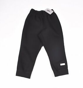 Gymshark-Workout-Ruched-Black-Cropped-Jogger-Size-XS-NEW