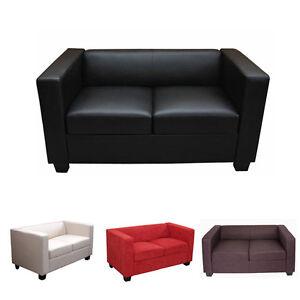 Canape-Lille-2-places-137x75x70cm-cuir-reconstitue-et-autres-coloris-divers