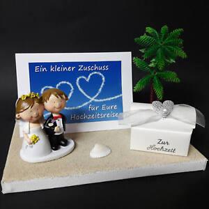 ღ Geldgeschenk Zur Hochzeit Hochzeitsreise Flitterwochen ღ