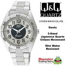 AUSSIE SELLER GENTS DRESS WATCH 50-METRES CITIZEN MADE Q470J204 WARRANTY
