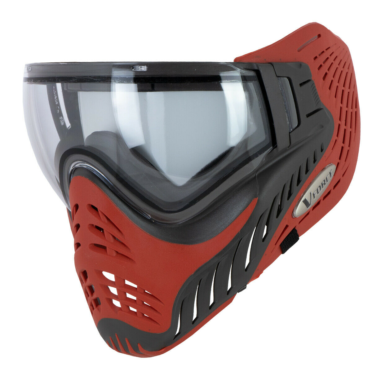 VForce Profiler Paintball Goggles - Scarlet - Red