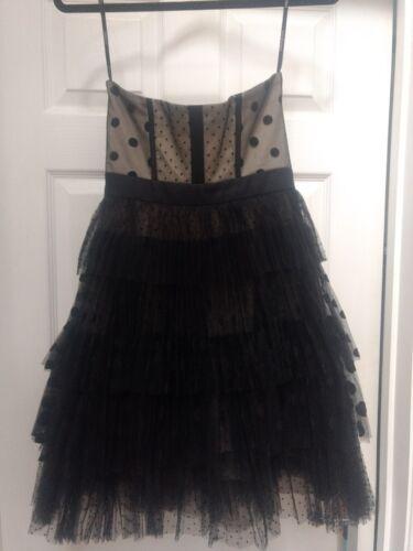 Vendita Job Regret £ 8 350 riluttante Couture Dress Rrp Millen Karen Size Boob Frill SqFxT