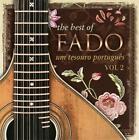 The Best Of Fado-Um Tesouro Portugues Vol.2 von Various Artists (2015)
