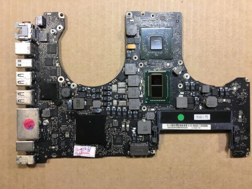 "Apple MacBook Pro 15/"" A1286 i7 2.0GHz Logic Board 820-2915-B 661-5850 2011"