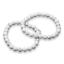 miniature 105 - Crystal Gemstone Bead Bracelet Chakra Natural Stone Reiki Healing Anxiety Stress