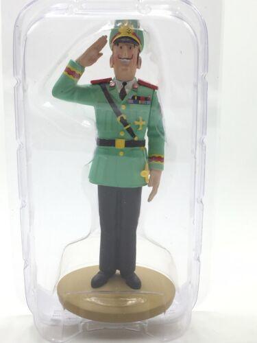 Collection Officielle Tintin Figurine N92 alvarez coque plastique sans livret