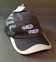 Black Baseball Cap NWT ~ Soul Sisters Logo ~ One Size Fits Most ~ Adjustable
