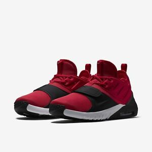 reputable site 88582 dac34 Image is loading Nike-Air-Max-Trainer-1-Red-Black-Banned-