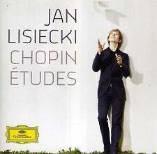 Jan Lisiecki, Andrea Immer - Chopin: Etudes [New CD]