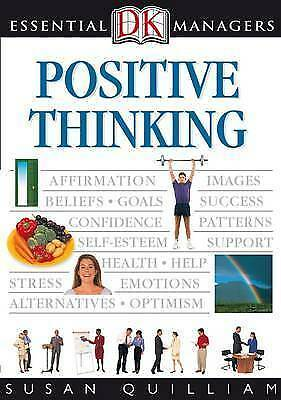 1 of 1 - Quilliam, Susan, Positive Thinking (Essential Managers), Very Good Book