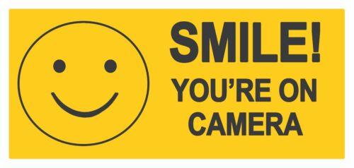 2 X sonrisa que está en la etiqueta Auto Adhesivo Desmontable Impermeable Pegatinas De Vinilo