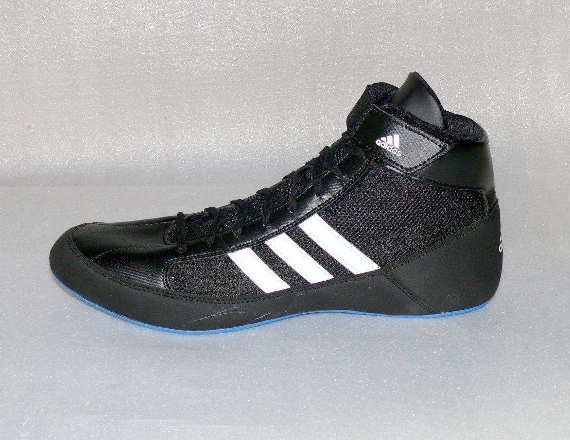 Adidas Performance HVC G96982 Herren Wrestling Schuhe Freizeit Schwarz EU 48 2/3