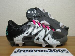 b524f94b4cb Adidas X 15.3 FG AG Jr Soccer Cleats Sz 11K 100% Authentic Youth ...