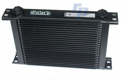 Setrab Pro Line Serie 6 Ölkühler 25 Reihen