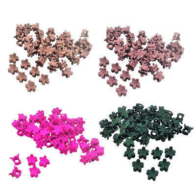50pcs Baby Hair Accessories Safety Hair Grip Clip Pin Headdress with Holster