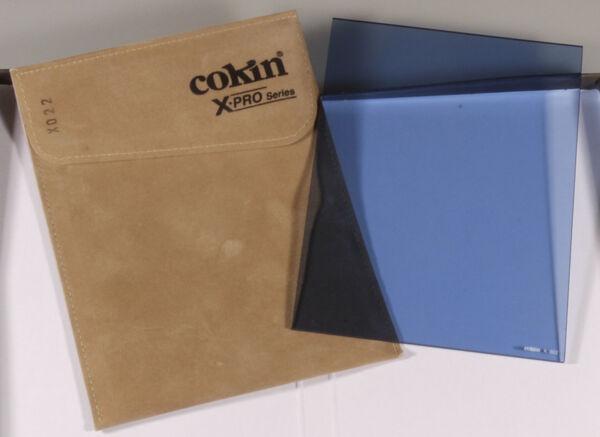 (prl) Cokin X Pro Filtro Filtre Filter X 022 Xp Blue 80c Professionel Xpro X022