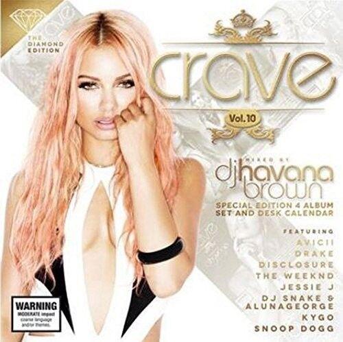 DJ Havana Brown - Crave Vol. 10: Diamond Edition [New CD] Australia - Import
