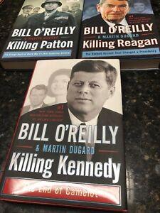 Bill oreilly book on trump