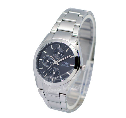 1 of 1 - -Casio MTP1191A-1A Men's Metal Fashion Watch Brand New & 100% Authentic