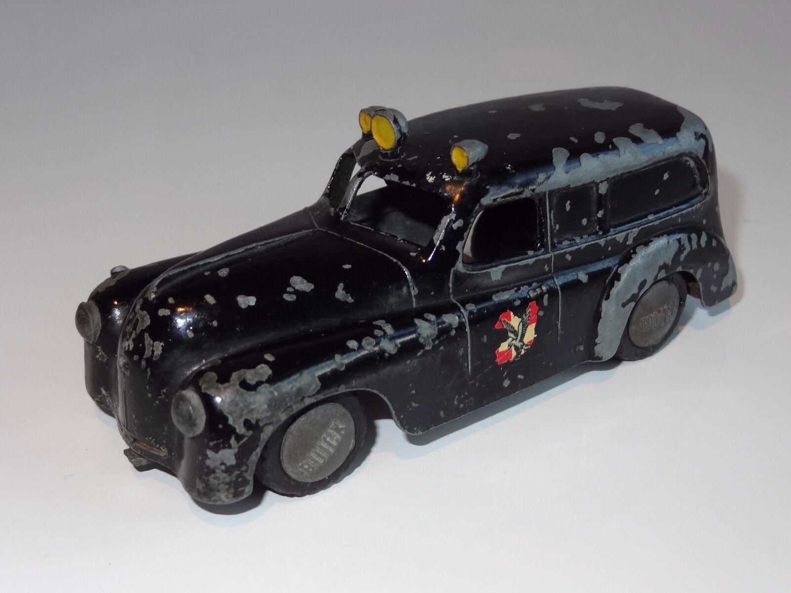 (a) Tekno DENMARK Buick Dodge Vagón Falck 731-c1940's